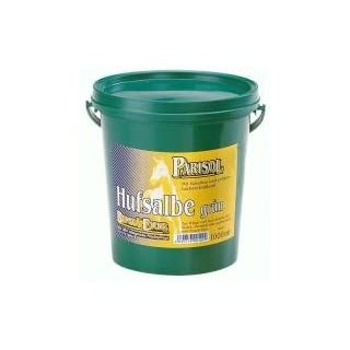Parisol Hufsalbe schwarz, 5 Liter