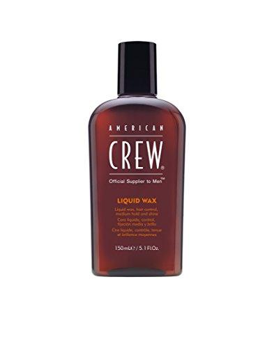 American Crew - Cera liquida - Control, fijación media y brillo - 150 ml