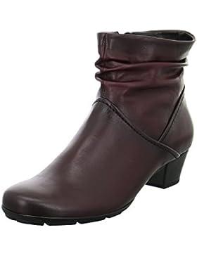Gabor Damenschuhe 55.637.25 Damen Stiefel, Schlupfstiefel, Boots Rot