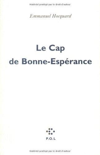 Le Cap de Bonne-Espérance par Emmanuel Hocquard