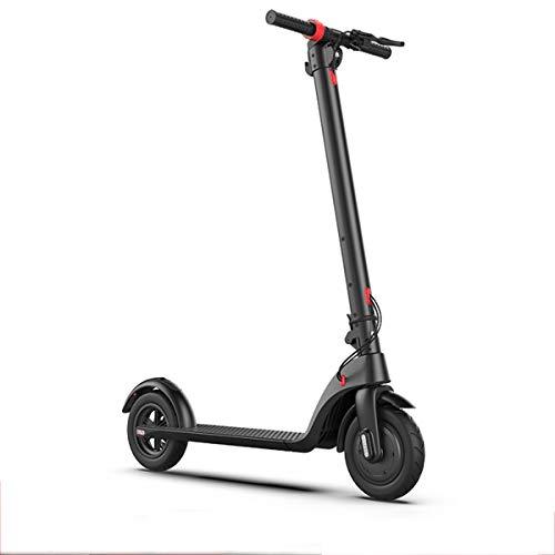 Dapang Kick Scooter Electric Scooter, 25 Meilen entfernte Batterie, mit Einer Höchstgeschwindigkeit von 30 MPH, leicht zu faltender, Leichter Erwachsenen- und Kinder-Elektroroller,AdultEdition -