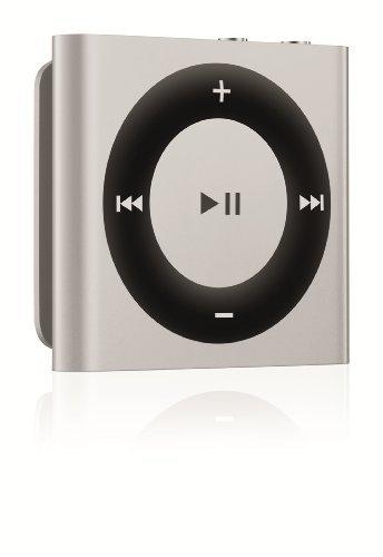 Apple Ipod Shuffle Silber 4. Generation 2GB Silver 4G