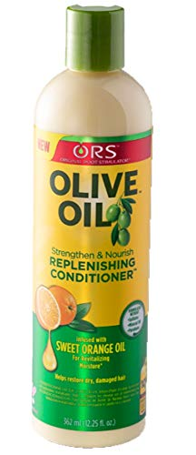 Ors Olive Oil Replenishing Conditioner 12.25oz (2 Pack) by Organic Root (ORS)
