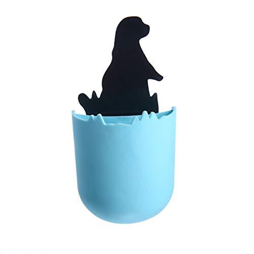 Sulifor Badezimmer liefert Aufbewahrungsbox, kleine herausnehmbare Aufbewahrungsbox aus kleinem Seelöwen