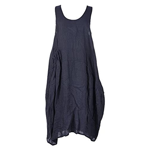 Women's Linen Dresses: Amazon.co.uk