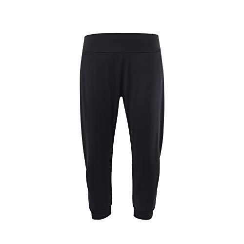 Eono Essentials - Pantalones pirata correr bolsillos