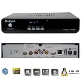 Mutant HD500C E2 Linux HDTV Kabel Receiver