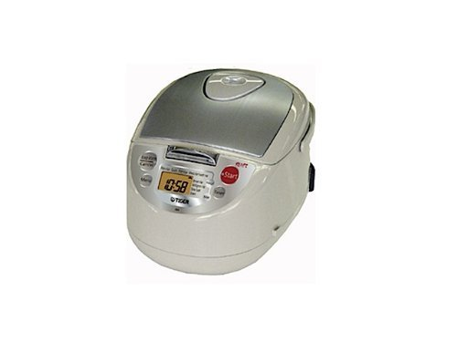 TIGER Microcomputer Rice Cooker (1.8L 10CUP) JBA-T18W / 220V
