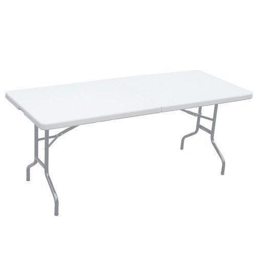 Papillon 8043805 - Mesa plegable rectangular 180x75x74