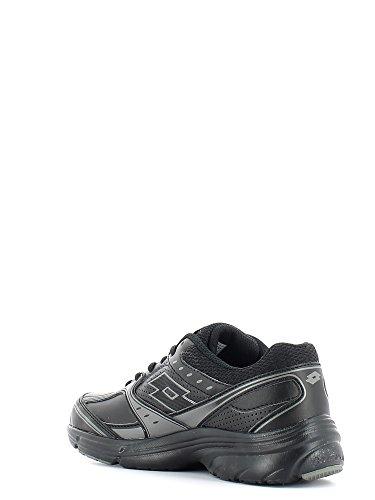 Lotto , Damen Sneaker Black/g titan