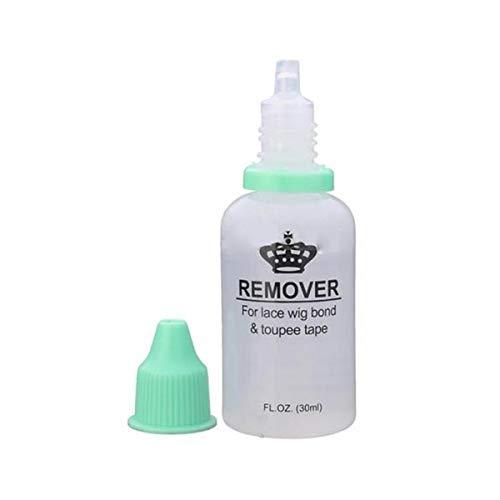Scopri offerta per Supvox Solvente colla adesiva per capelli Estensioni Strumento Solvente Spray Parrucca per parrucche in pizzo Toupee Tape 30ml