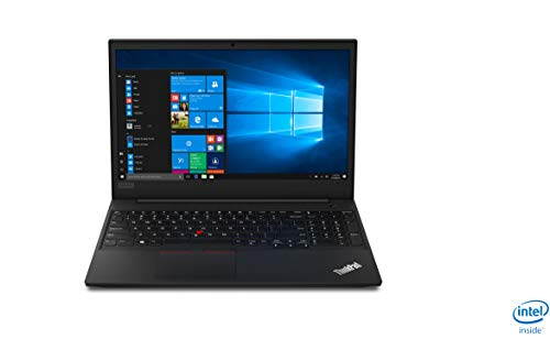 Lenovo ThinkPad E590 - Ordenador portátil 15.6' FullHD (Intel Core i5-8265U, 8GB RAM, 512GB SSD, Intel UHD Graphics, Windows Pro) Negro - Teclado QWERTY español