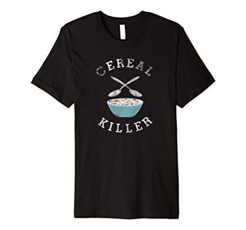 Alle Kleie Getreide (Vintage Cereal Killer Shirt)
