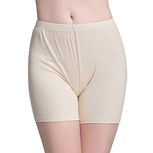 Vinconie Leggings Corti Donna Pantaloncini Sottogonna Culotte Shorts Mutande