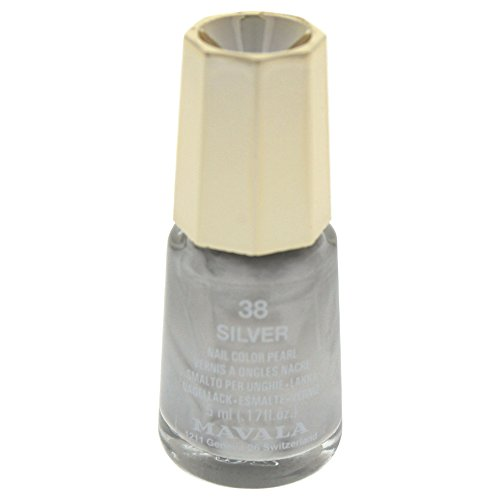 Mavala Vernis – ongles 38 Argent Femme