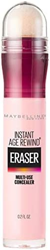 Maybelline New York Instant Age Rewind Eraser Dark Circles Treatment Eye Concealer - 0.2 oz., 160 Brightener