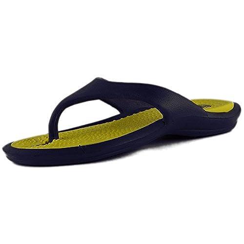 Coolers Ladies EVA Toe Post Flip Flop Pool Shoe Sandal 4 UK