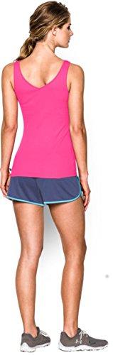 Under Armour Damen Fitness T-Shirt und Tank UA Double Threat Rbp/Msv