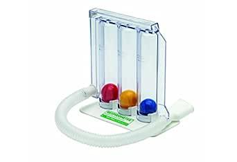 Romsons Respirometer SH-6082 Three Ball Breathing Exerciser (Single) by Romsons