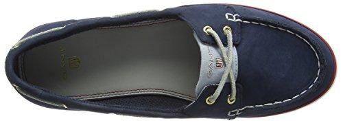 GANT San Diego Damen Mokassin Blau (navy blue G65)