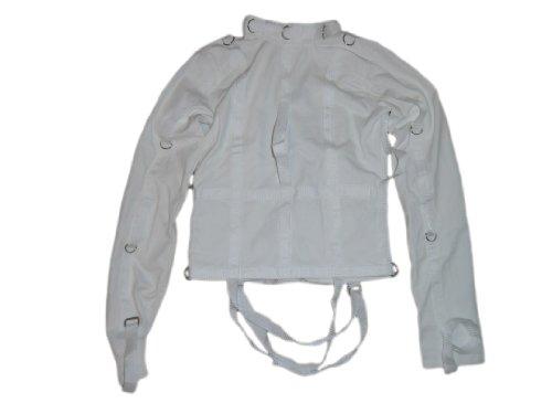 Echte Zwangsjacke Asylum Patient Straight Jacket S/M