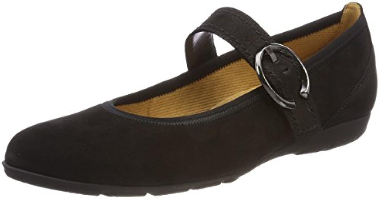 Gabor scarpe Casual, Ballerine Donna, Nero (nero), 37.5 EU EU EU | vendita di liquidazione  950430
