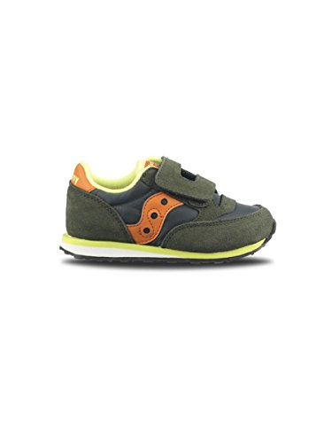 SAUCONY ST56368 JAZZ HL blu scarpe bambino boy strappo Grigio