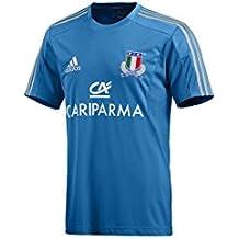 ba87782b8d Adidas Italia Camiseta de Abeto de Rugby Performance - XXXL