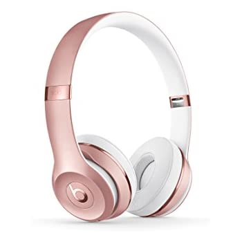 Beats Solo3 Wireless Casque audio supra auriculaire sans fil - Rose/Or