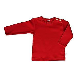 rescence naturel/Baby-Kinder - Camiseta de manga larga - Camiseta - Básico - para bebé niña 5