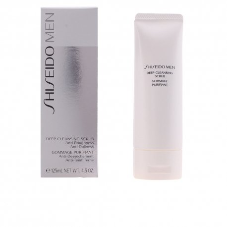 SHISEIDO Men Deep Cleansing Scrub -