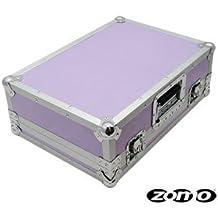 Zomo 0030101688piatto del PC della 200/2per 2X CDJ 200viola