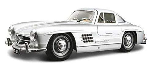 1:24 Mercedes-Benz 300 SL 1954 Plata