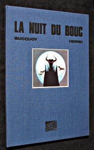 Une aventure fantastique d'Alain Moreau, La nuit du bouc