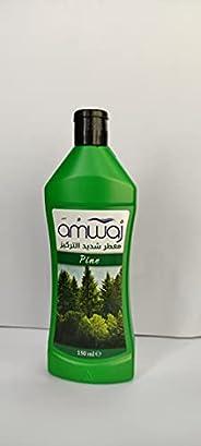 Amwaj Concentrated Air Freshener Spray 150 ml, Pine