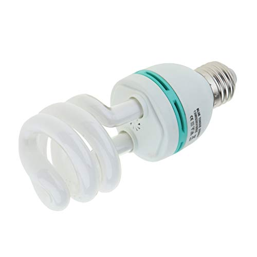 non-brand 13W/26W E27 Vetro Lampade Riscaldante UVB, Emettitore di Calore per Pet Rettili Brooder - 13W
