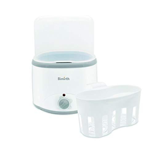 Twins Elektronischer Milchheizer für die Milch, Premium Durrable Multifunktionaler Babyflaschenwärmer Sterilisator -