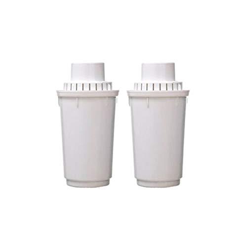 Aquaphor Wechselkartusche B100-6, für hartes Wasser, 2 Stück Filterkartusche