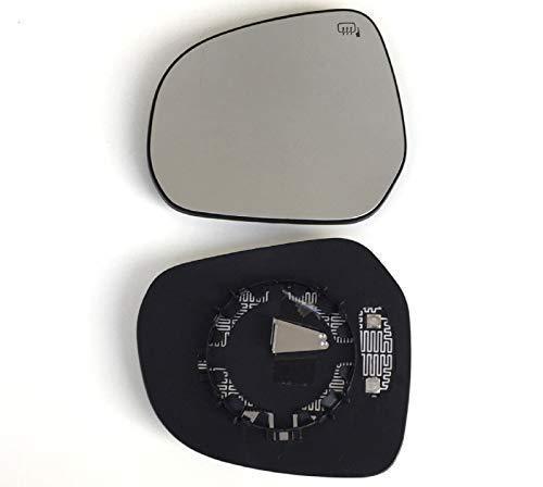 Miroir R/étroviseur Gauche Chauff/é pour R/étroviseurs /Électriques et Manuel R/églable Convenablement