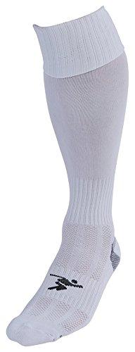 Precision Plain Pro Football Socks Infants  8-11  White