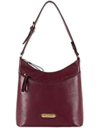 Isle Locada By Hidesign Women's Shoulder Bag (Purple)
