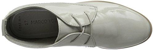 Marco Tozzi Damen 25119 Desert Boots Grau (Quartz 201)