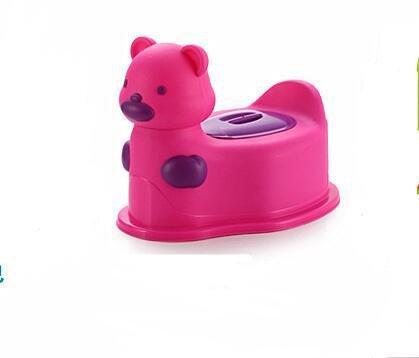 Preisvergleich Produktbild DJ Liegerad Kinder WC Baby Baby-Töpfchen WC-WC , Rose