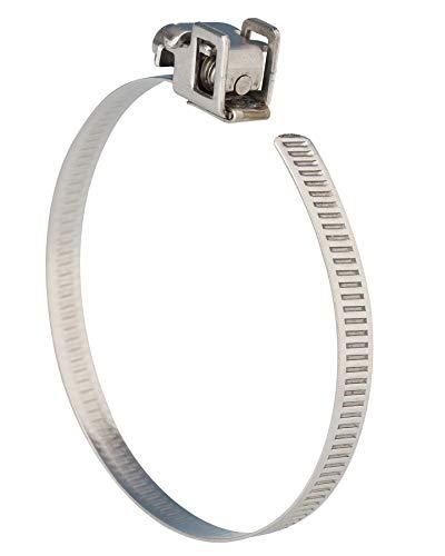 Jubilee Quick Release FlipLock Strap SS, 50-335mm -