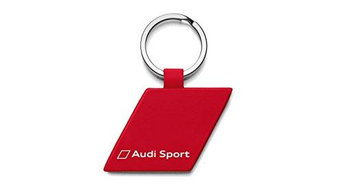 Preisvergleich Produktbild Schlüsselanhänger, Rot Audi Sport S1S3S4S5S6S7S8R8RS3RS4RS5RS6RS7, SQ7TTS TTRS S RS Sline S line