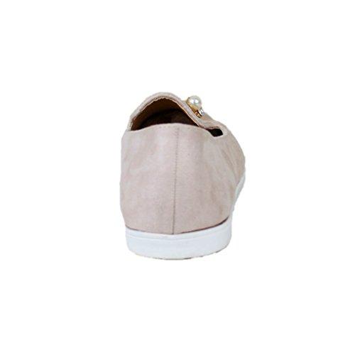 Buonarotti , Chaussures de ville à lacets pour femme Beige
