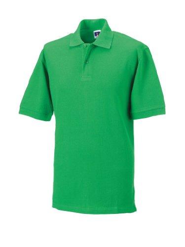 Klassisches Piqué Poloshirt Apple