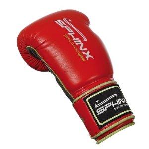 SPHINX Guanti Boxe DYNAMIC FXX PRO - TG. 10 oz - Rosso