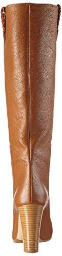 Hugo Gilland 10191388 01, Bottes Classics hautes,  femme Marron - Braun (pastel brown 230)