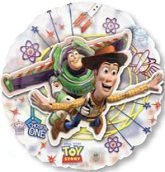 Disney Amscan 26 Folie Ballon Toy Story Siehe durch Party Zubehör (Party-dekorationen Toy Story)